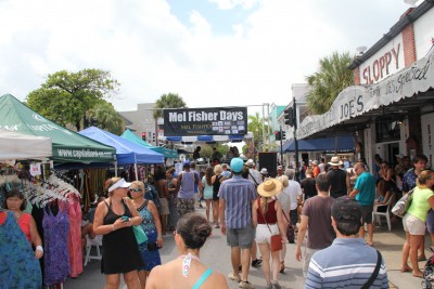 Call For Vendors, Mel Fisher Day Street Festival and Concert