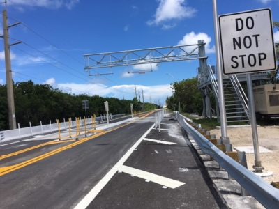 New All-Electronic Toll on Card Sound Rd. Begins Oct. 28