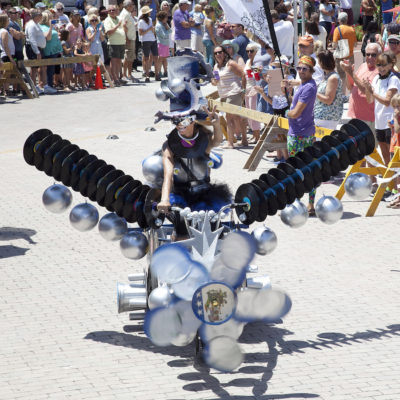 Call for Artists for theKey West Art & Historical Society Third Annual Papio Kinetic Sculpture and Art Bike Parade