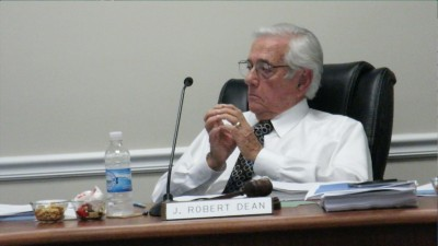 WILL KEY HAVEN RESIDENT BOB DEAN REALLY VOTE IN THE KEY WEST ELECTIONS NEXT WEEK? HIS LAWYER SAYS HE WILL. THE STATE ATTORNEY SAYS HE SHOULDN'T
