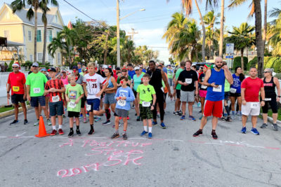 A Positive Step's5K Rudolph Red Nose Run on December 15 is Final Southernmost Run of the Year