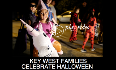 Key West Families Celebrate Halloween