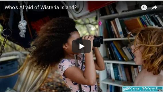 WISTERIA AFRAID OF WISTERIA ISLAND?