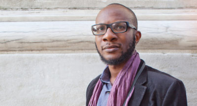 Author Teju Cole to Headline Friends of the Library Speaker Series