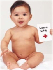 Infant/Child CPR Classes Offered in Key West and Key Largo