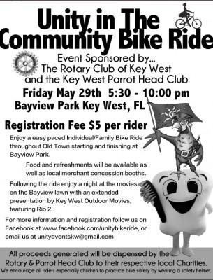 Unity in the Community Bike Ride