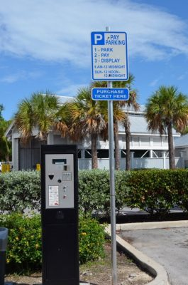 Parking Fine Increase
