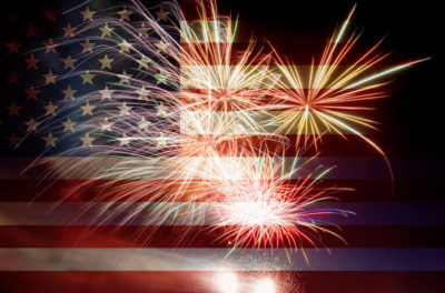 Fourth of July and Weekend Before the Holiday Expected to be Busy