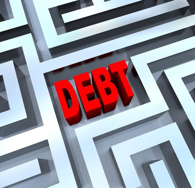debt canstockphoto4805502