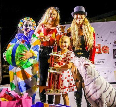 Fantasy Fest Pet Masquerade to Star 'Party Animals' Oct. 25