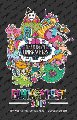 Key West's Fantasy Fest Brings Costumes, Creativity and Craziness Oct. 20-29