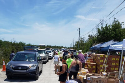 Free COVID-19 Relief Food Distribution in Key West on May 21
