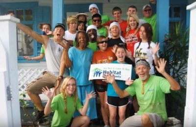 Call for Volunteers for Habitat for Humanity