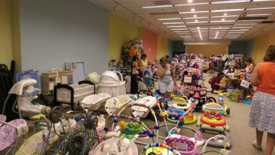Shop the Annual Tot Swap Consignment Sale and Fundraiser