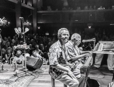 Celebrate Coffee Butler's 90th Birthday &  New Album Release with Cliff Sawyer