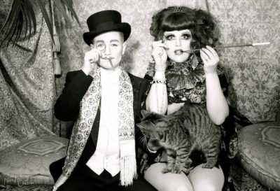 """Key West Burlesque's """"Key West, We Love You: A Love-Filled Revue""""at Key West Theater"""