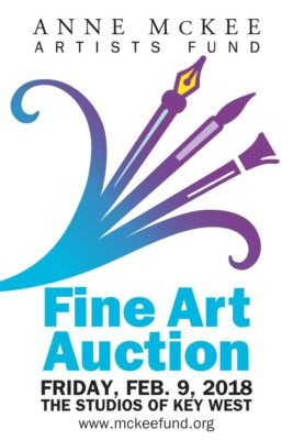 Save the Date - 2018 McKEE FINE ART AUCTION