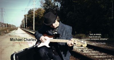 Blues Hall of Famer Australian artist Michael Charles to Appear for 2 weeks in Key West!