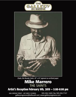 """Mike Marrero """"The Saints"""" February 9th, 2019"""
