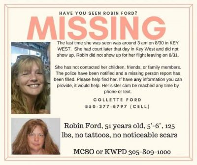 Family Seeks Help Locating Missing Woman...  Please SHARE!
