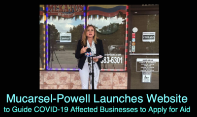 Mucarsel-Powell Launches Website to Guide COVID-19 Affected Businesses to Apply for Aid