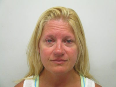 Woman Arrested for Weapon Threats