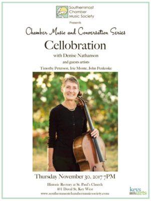 Southernmost Chamber Music Society Chellobration