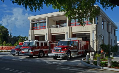 Public Invited to Grand Opening of Simonton St. Fire Station #2