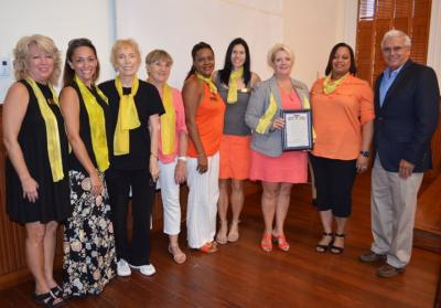 Zonta Radio Day Benefitting Zonta Key West Community Service Projects Takes Place on April 29th