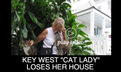 """KEY WEST """"CAT LADY"""" LOSES HER HOUSE"""