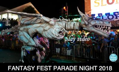 Fantasy Fest Parade Night 2018
