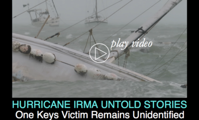 HURRICANE IRMA UNTOLD STORIES: One FL Keys Victim Remains Unidentified