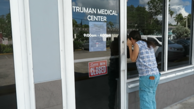 Truman Medical Center Closed Abruptly