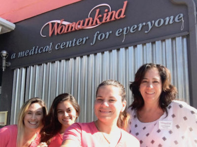 """Womankind celebrates National Women's Health Week with Free """"Medical Mingle,"""" an informal meet-and-greet luncheon"""