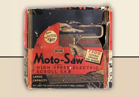 Vintage Dremel Moto-Saw