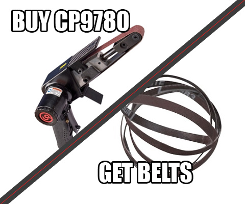 CP9780 with free belts