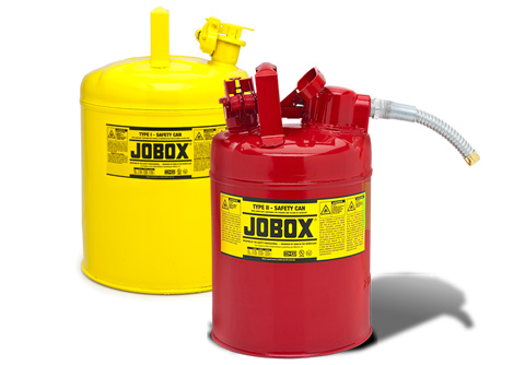 Jobox Gas Cans