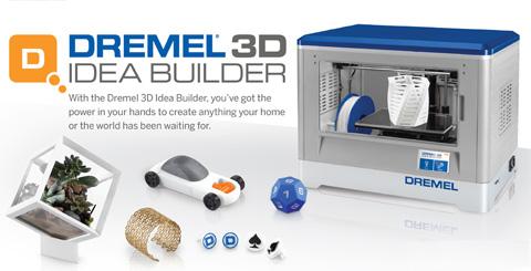 Idea Builder 3D Printer