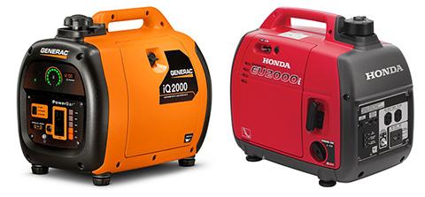 Generac vs Honda - 2000W Inverter