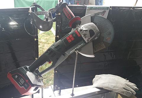 LiHD 36V Cordless Grinder