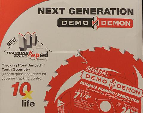 Demo Demon Track Point