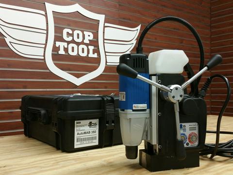 AutoMAB 350 Mag Drill