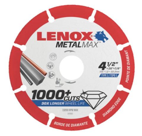 Lenox Diamond Wheel