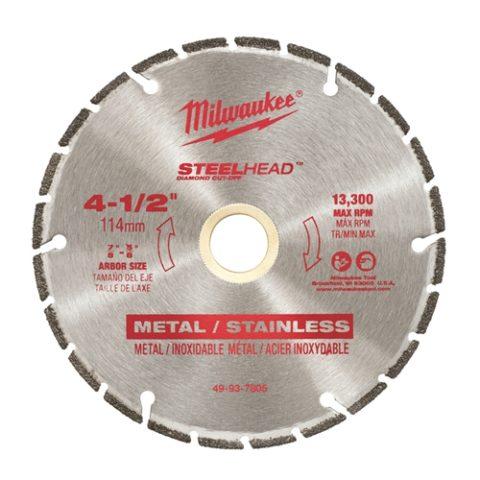 Milwaukee Diamond Wheel