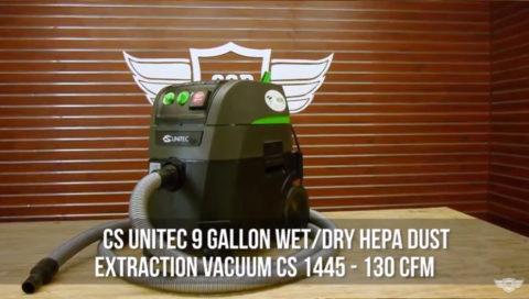 CS 1445 H Vacuum