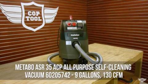 ASR 35 ACP Vacuum