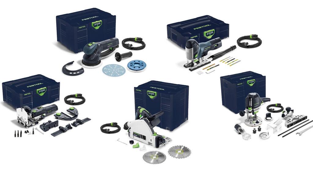 Festool Emerald Series Tools