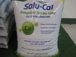 Seed, Fertilizer, Lime and Mulch