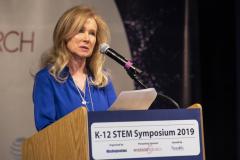 STEM Champion Award Received