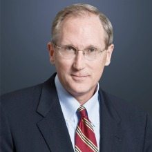 Larry Prior, president and chief executive officer of CSRA